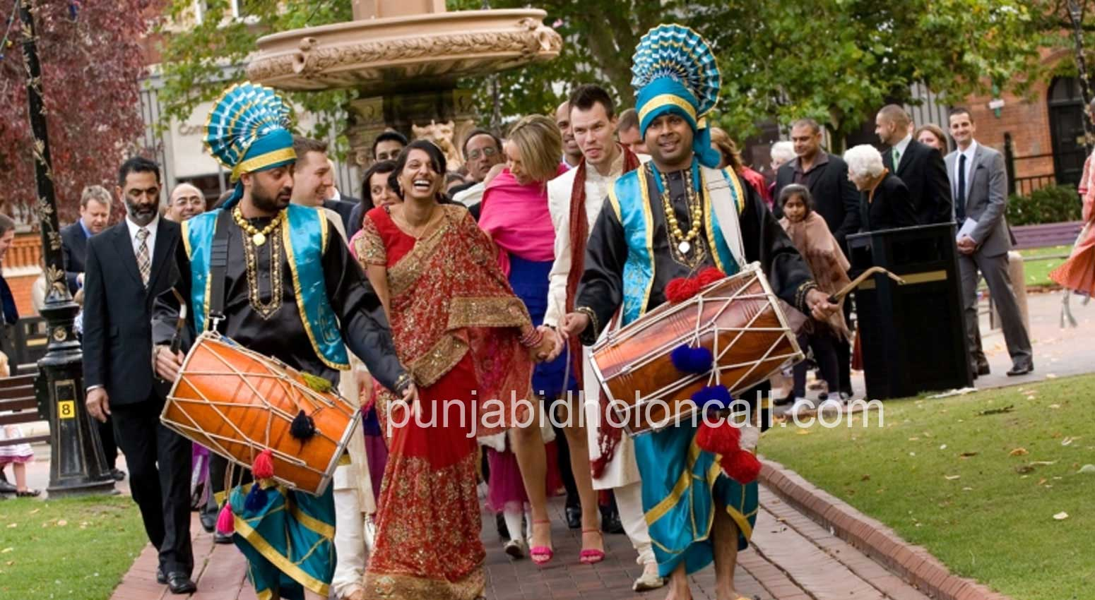 punjabi dhol in india
